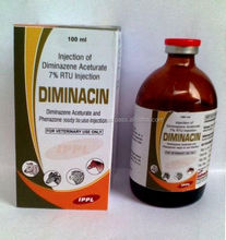 Veterinary Diminazene Aceturate Antipyrine injection
