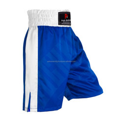 Polyester Boxing Shorts - Satin Boxing Trunks - Customized