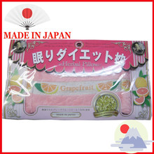 Lightweight and Natural japanese aromatherapy herbal pillow with high-grade , made in Japan