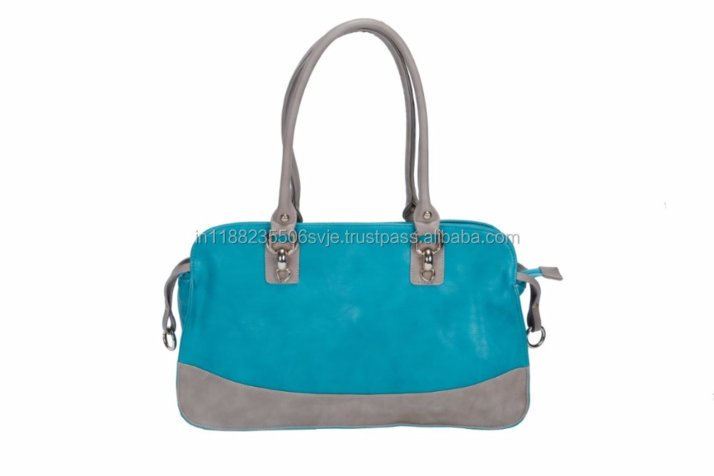 lady fashion metal purse handbag