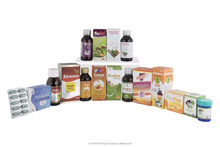 Respiratory, Cough & Cold Herbal Syrups - Contract Manufacturing/Private Labeling