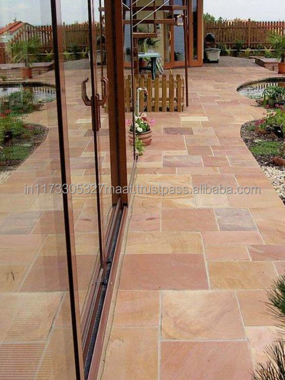 Golden Buff Indian Premium Sandstone