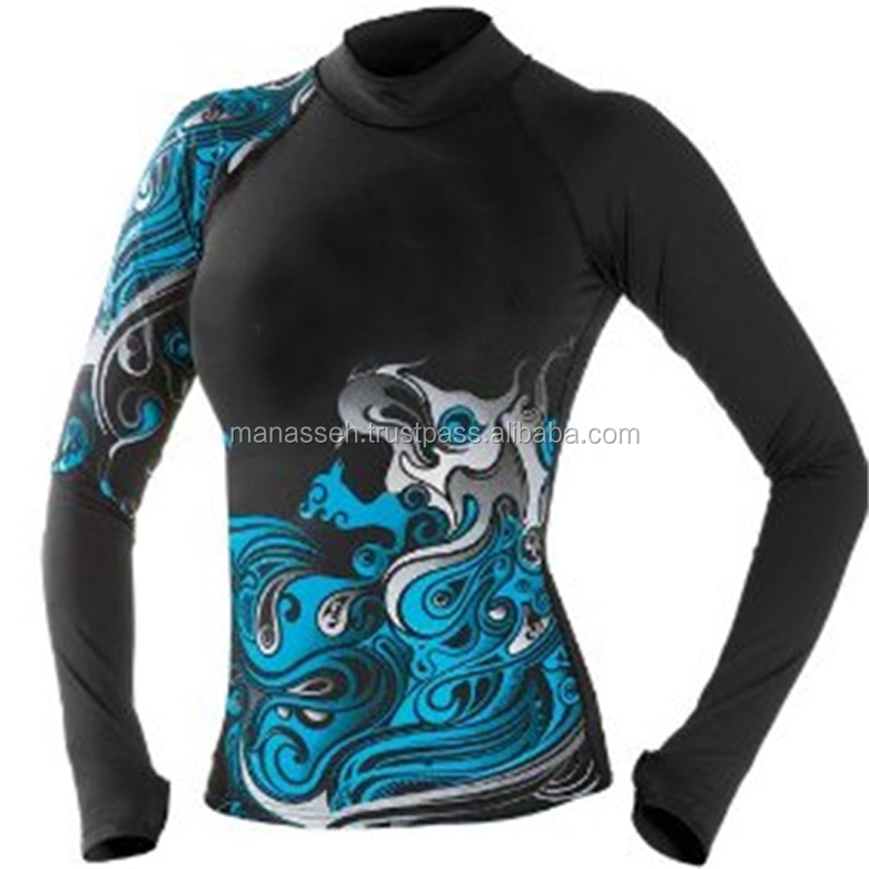 Sublimation Compresson Rush Guard / Lycra suits