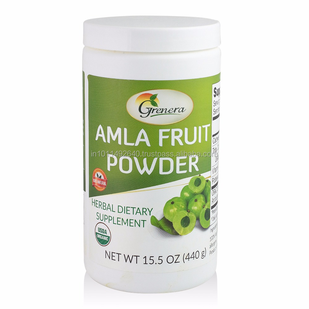 Highly Herbal Powder From Amla Fruit