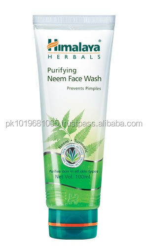 Himalya face wash