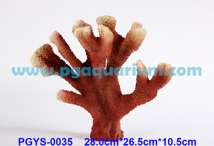 PG Stylish Aquarium Decoration Artificial Coral Reef