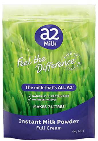 A2 Milk full cream milk powder