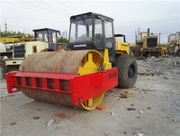 used road roller supplier, used dynapac ca30d roller for sale, dynapac brand rollers from Sweden