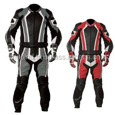 Leather Racer Suit,Leather Motorcycle Suit,Gents Motorbike Suit