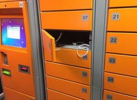 RFID storage locker for INTELLIGENT ASSET management