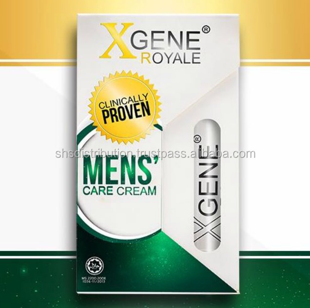 Halal Xgene Royale Tongkat Ali Natural Penis Enlargement Cream