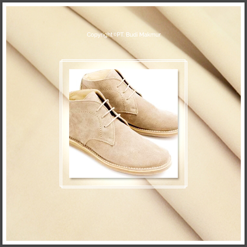 Shoes Leather style men with goat suede leather material for garment, handbag, furniture and shoes