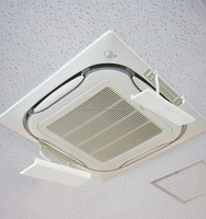 Easy to install split air conditioner floor standing AIR DEFLECTOR , AIR WING for offices , shops & home