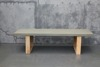 High quality concrete dining tables for in and outdoor. More than 25 models!