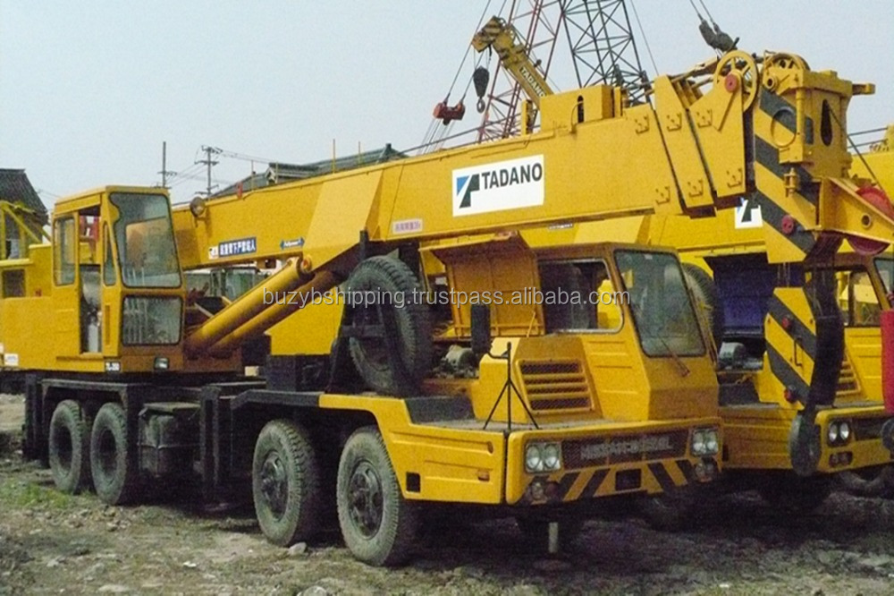 Used tadano/kato truck crane 35ton, original from japan, cheap price 35ton truck cane for sale!