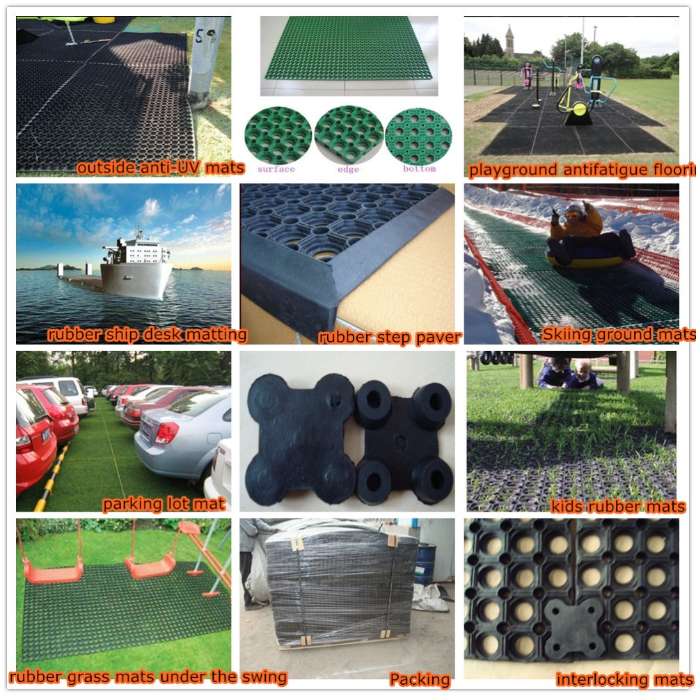 Factory Direct Rubber Floor Supply Kitchen Antislip Mats
