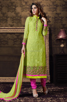 Exotic Embroidered Work Wholesale Salwar Kameez