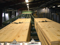 Southern Yellow Pine Lumber 8-14% KD S4S for construction