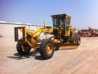 used cat 140H 140G motor grader USA made hot selling
