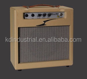 Leather Guitar Tube Amplifier Use Pick Handle