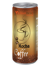 Ice Mocha Coffee Drink In Can - Viber/Whatsapp: 0084905209103
