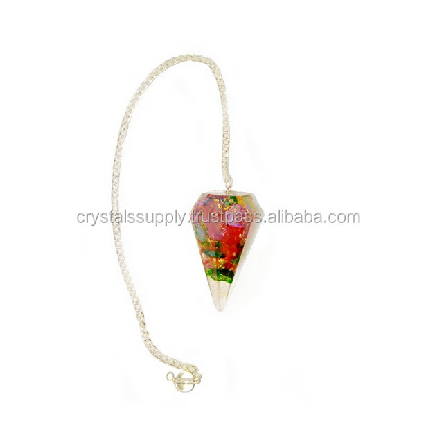 Orgone pipe pendants chakra layered orgone pendants wholesale orgone pipe pendants chakra layered orgone pendants wholesale orgonite energy pendants for sale mozeypictures Images