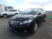Used Toyota Allion G Plus Package 2012 from Japanese Supplier