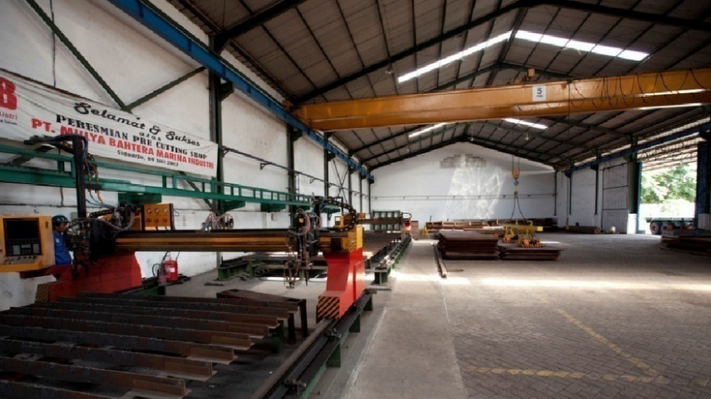 cnc h-beam lines universal h steel construction beam