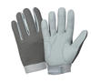 Super quality durable leather Neoprene gloves