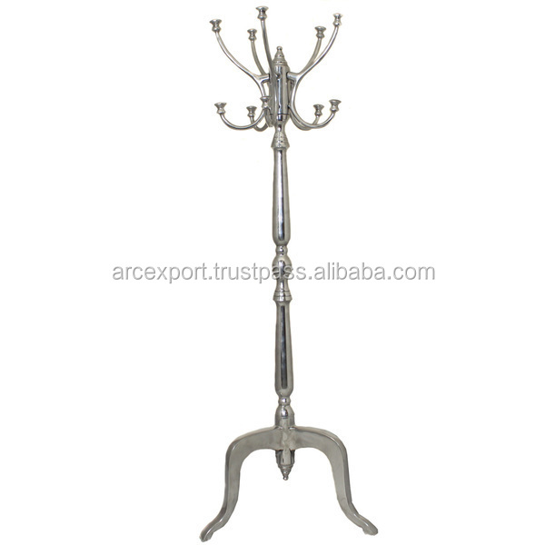 metal antique clothes stand hangers