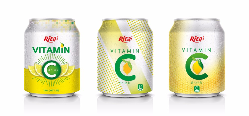 High quality manufactory Vitamin C soft drink