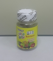 TRALY CHIP CHIP MULTIVITAMIN - enhance the body's resistance, help bone teeth, blood vessels grow well. Support the development