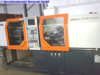 injection molding machine Demag ERGOtech 35-80 system NC4