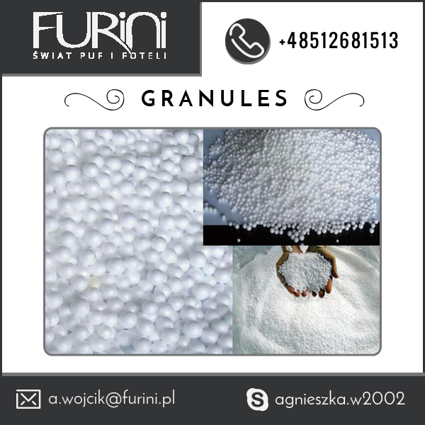 WholeSale Supplier of Polystyrene Balls Granules for Furniture Filling