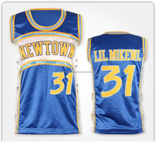 Tackle Twill Basketball Jersey