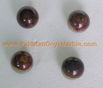 MULTI RED ONYX SPHERES BALLS HANDICRAFTS