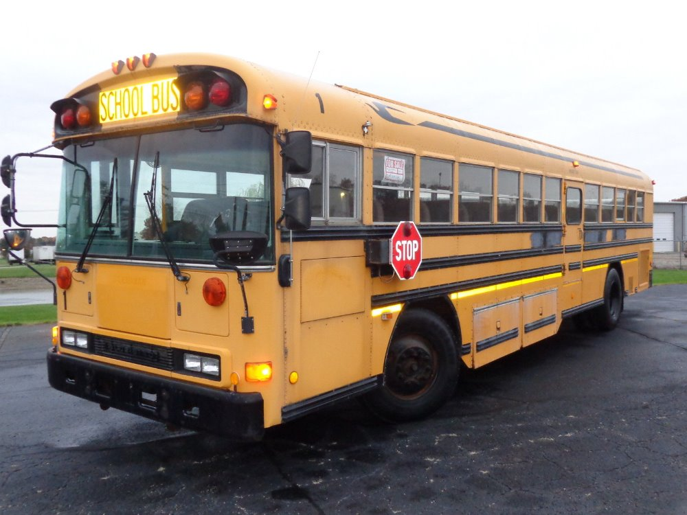 USED SCHOOL BUS BUSES DIESEL & GAS