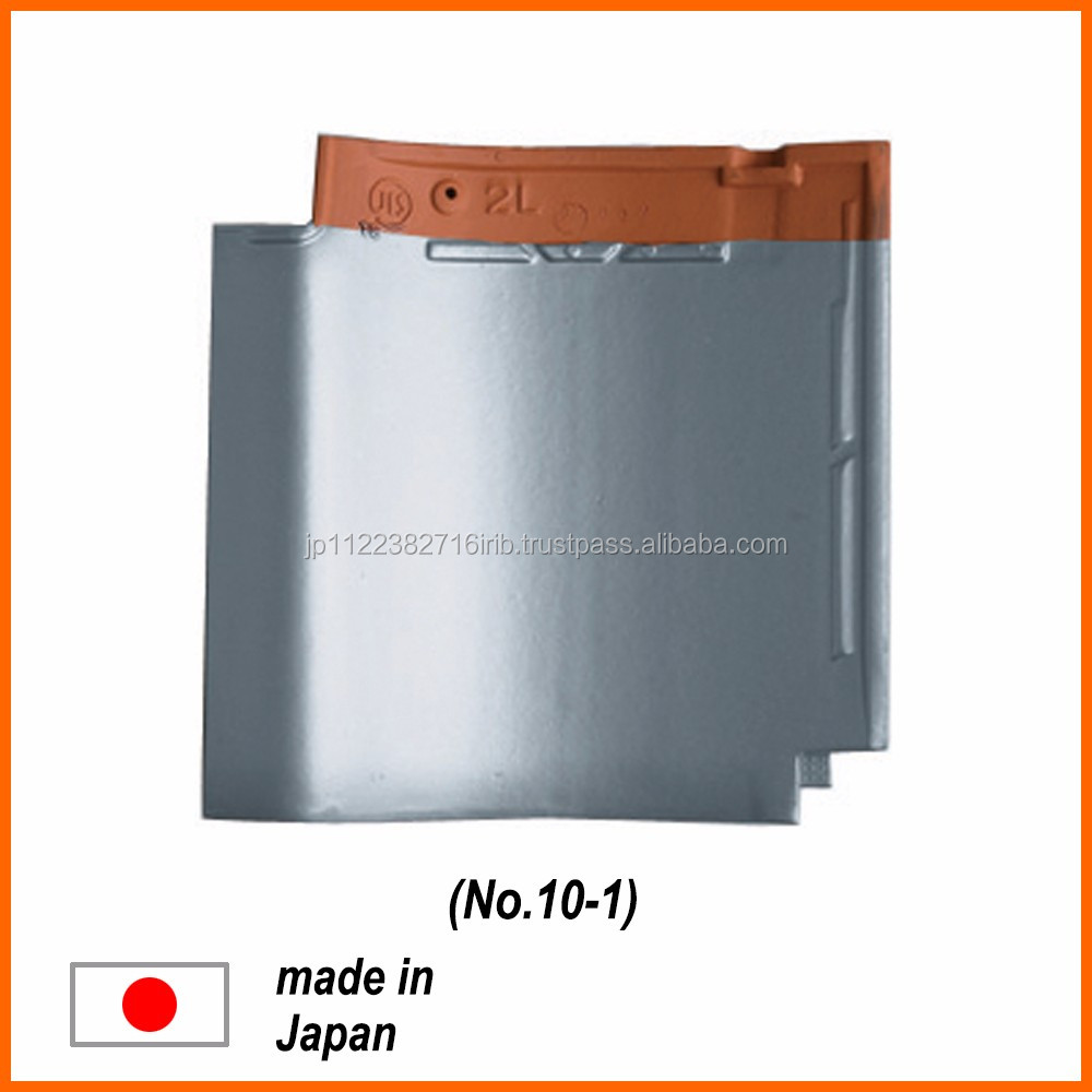 Popular beauty Japanese roof tile for construction building materials
