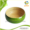 Wholesale Cheap Colorful Eco-friendly Vietnam Bamboo Bowl