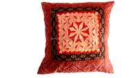 Indian Traditional Royal Handcrafted Designer Applique Cut Work Art Kantha Cotton cushion covers