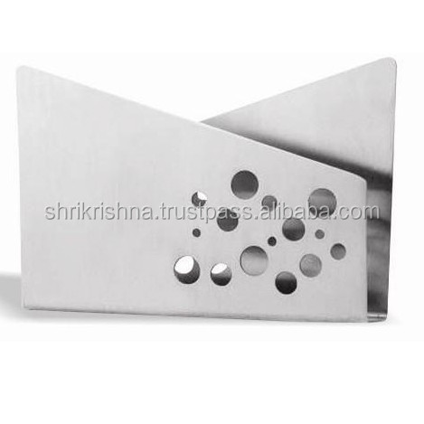 OEM manufacturer for accessories Steel Napkin Holder