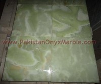 EXPORTER OF PAKISTANI PURE GREEN ONYX FLOOR TILES COLLECTION