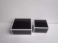 tradition lacquered boxes serving for storing everything such as jewellery.