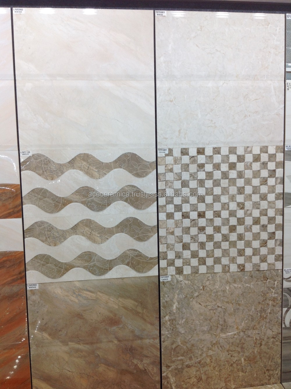 High quality exterior ceramic wall tile for importers