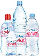 Evian Mineral Water 500ml
