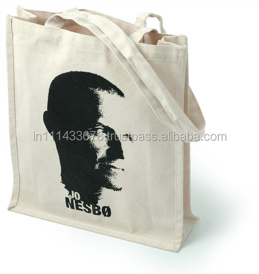 China Bulk Understated Style Blank Canvas Wholesale Tote Bags