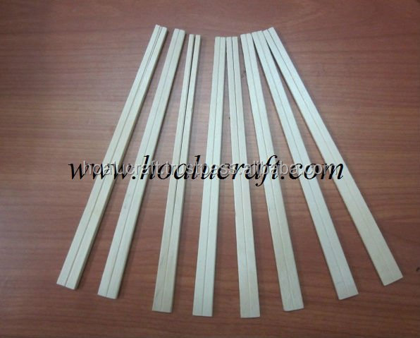 4.5 x 203 mm wooden chopsticks wholesale for Japan and Korean market