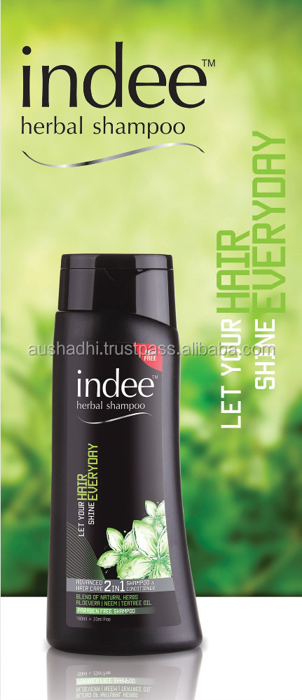 Indee hair growth shampoo for beautiful hair