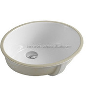 Bencardo Sanitary Ware - Under Counter Basin - Under Counter Wash Basin - A-165 - Counter Basin Sign
