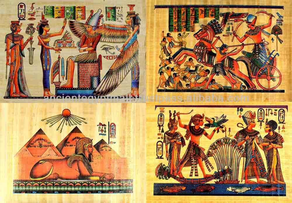 papyrus gyptien peinture peinture et calligraphie id de produit 167564006. Black Bedroom Furniture Sets. Home Design Ideas
